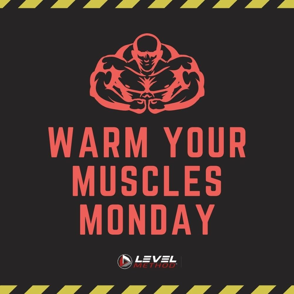warm your muscles